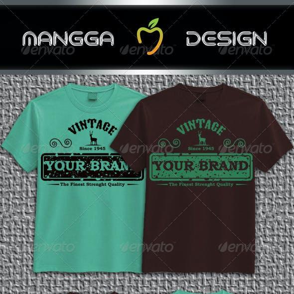 Vintage Brand T-shirt