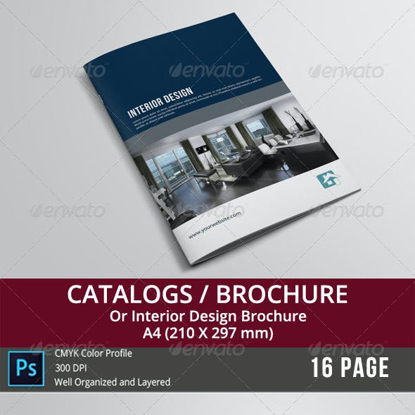 Catalogs / Brochure