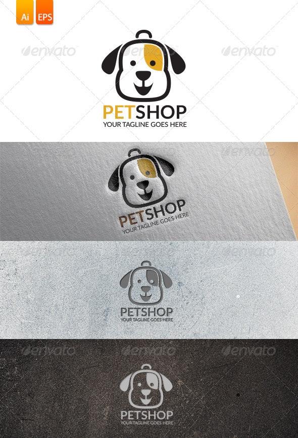 Petshop  - Animals Logo Templates