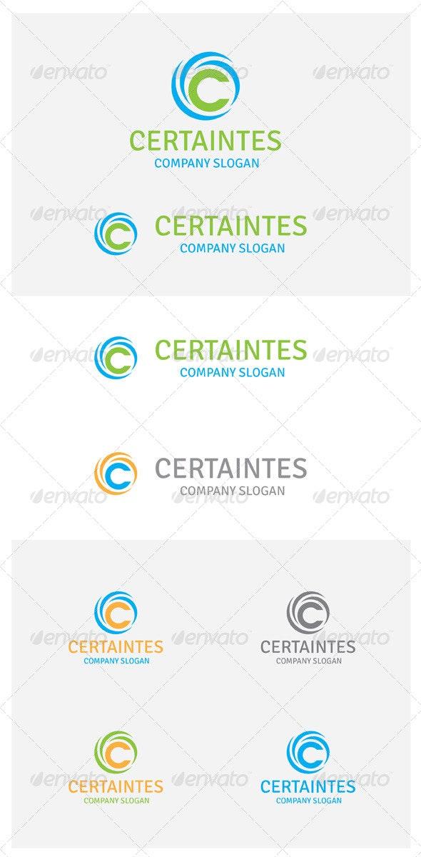 Certaintes - Letters Logo Templates