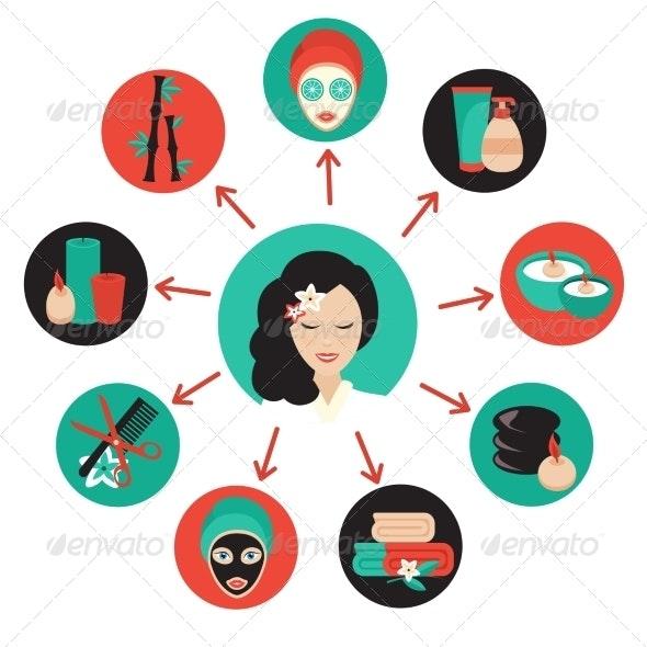 Spa Concept - Health/Medicine Conceptual