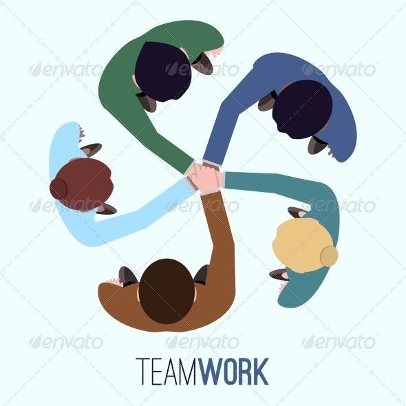 Business Team Concept - Concepts Business