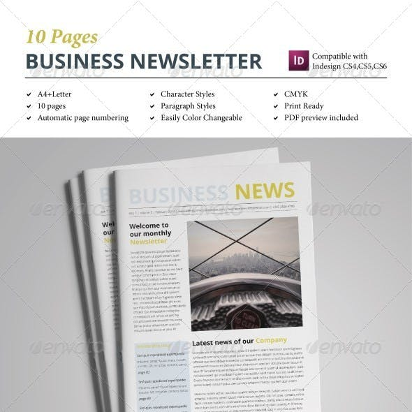 Business Newletter V2