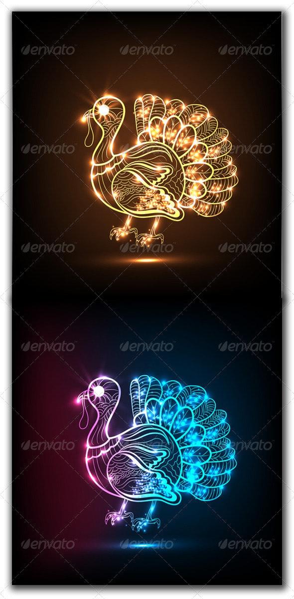 Thanksgiving Day - Seasons/Holidays Conceptual