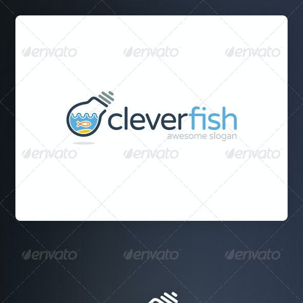 Cleverfish Logo Template