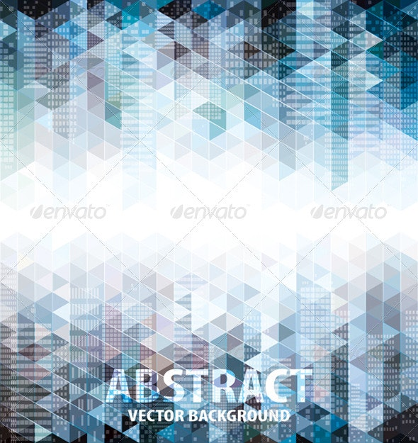 Abstract Geometric Backgrounds - Abstract Conceptual