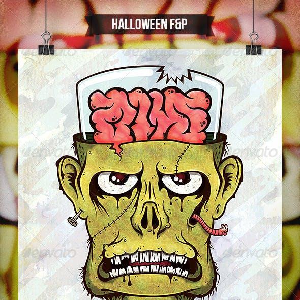 Halloween - Flyer & Poster