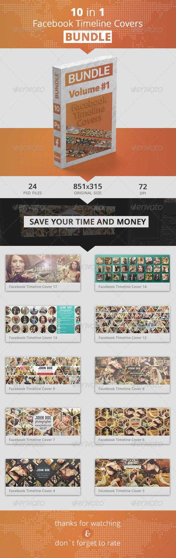 Facebook Timeline Covers Bundle 1 - Facebook Timeline Covers Social Media