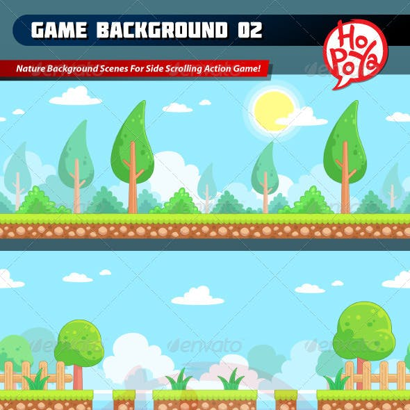 Game Background 02