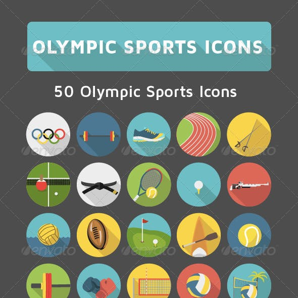 Olympic Sport Icons