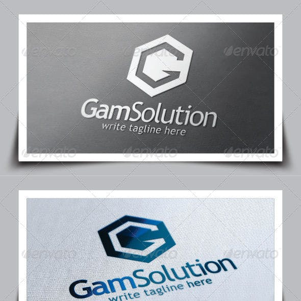 Letter (G) Logo Template