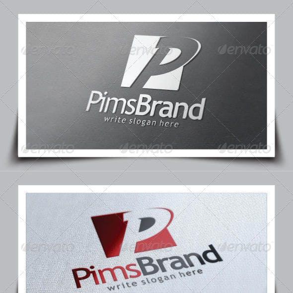 Letter (P) Logo Template