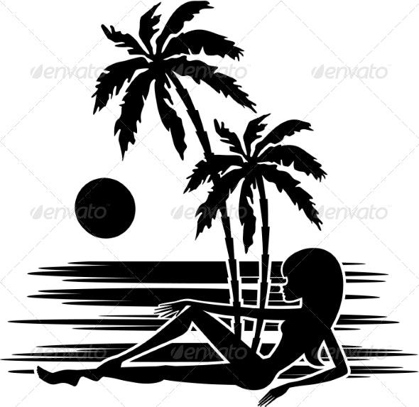 Tropics - Travel Conceptual