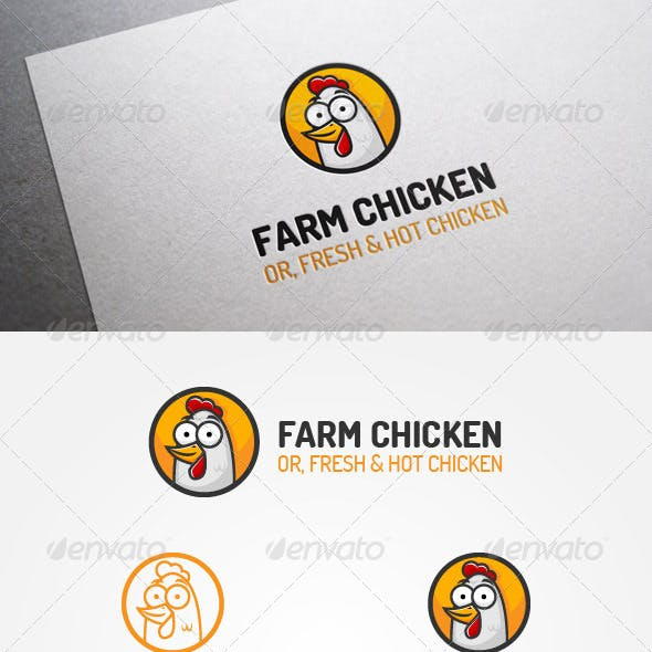 Farm Chicken or Hot and Fresh Cicken