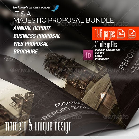 Majestic Multipurpose Proposal Bundle