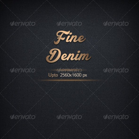 Fine Denim