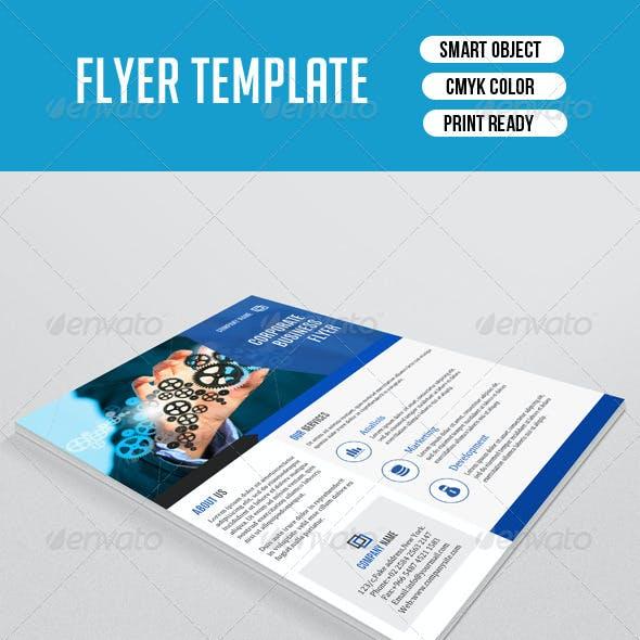 Clean Corporate Flyer Bundle-V02