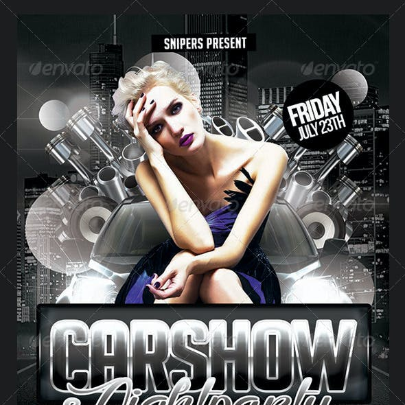 Car Show & Night Party