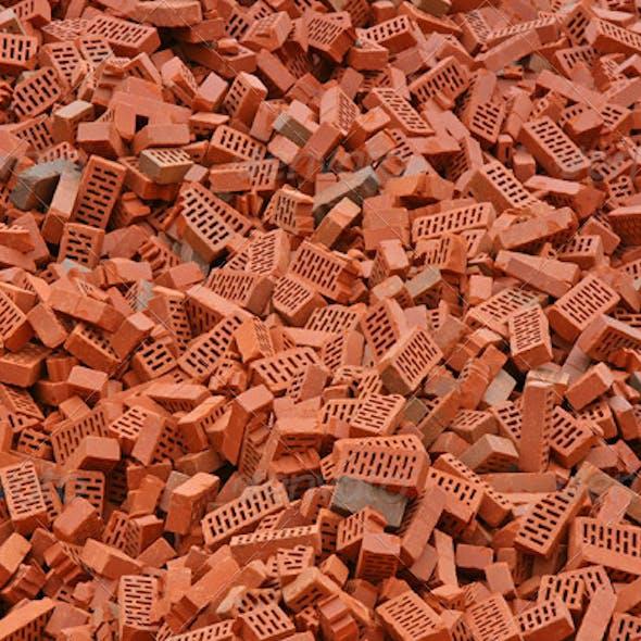 Smashed Bricks