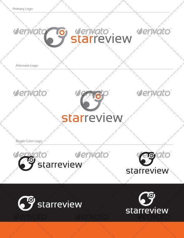 Starreview Logo Design - HUM-002 - Humans Logo Templates