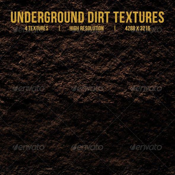 Underground Dirt Textures