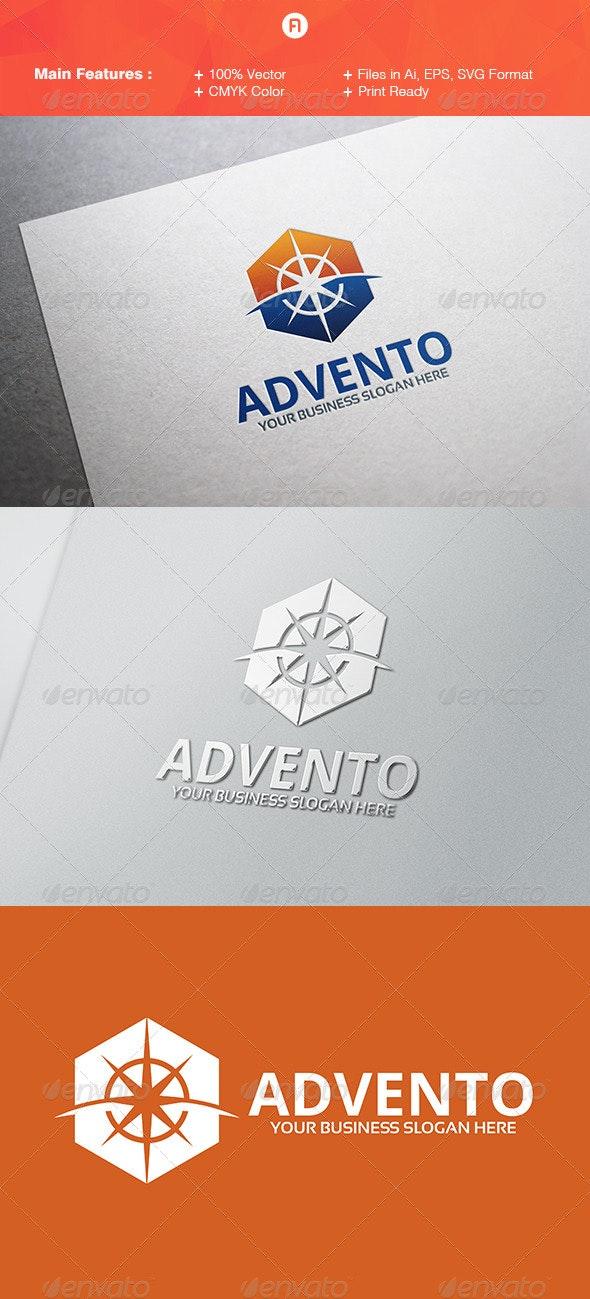 Advento Logo - Symbols Logo Templates