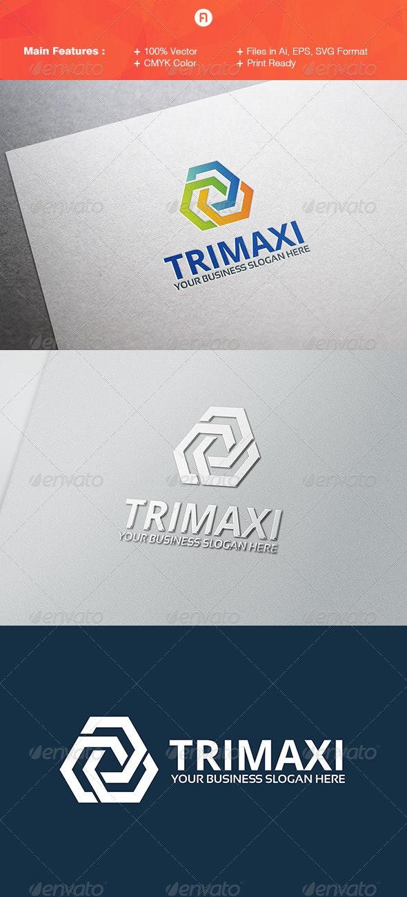 Trimaxi Logo - Abstract Logo Templates