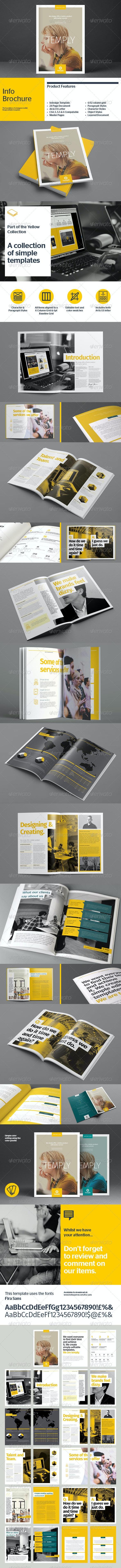 InfoBrochure - Portfolio Brochures