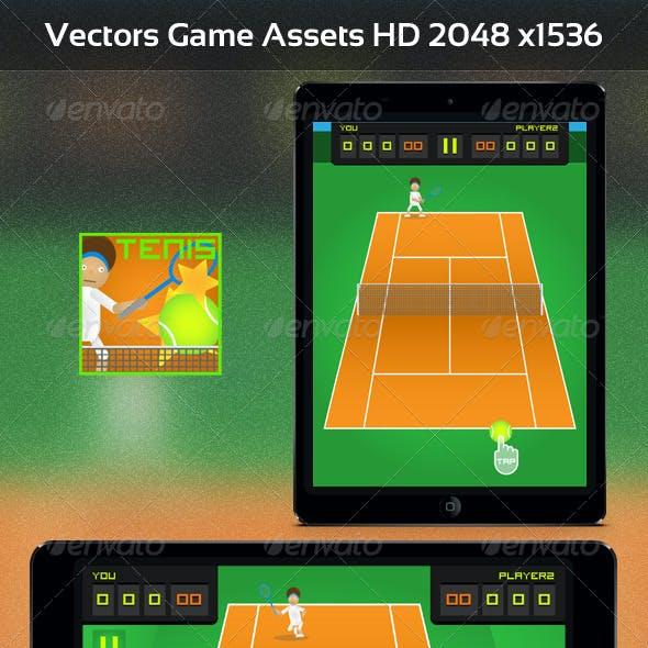 Tenis Game Kit