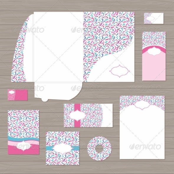 Corporate Identity Vector Set - Concepts Business