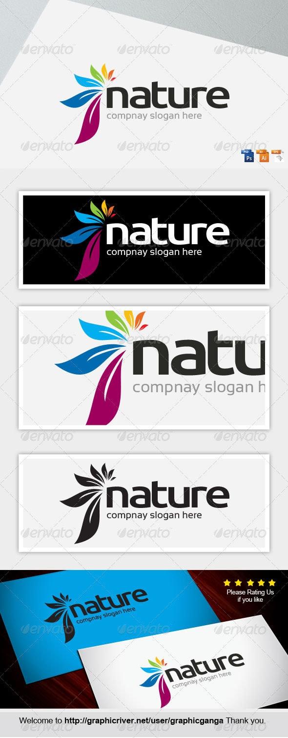 Nature - Nature Logo Templates