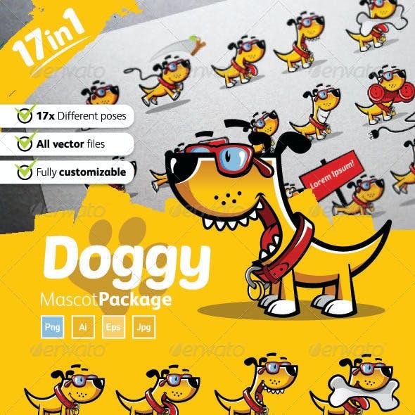 Doggy Mascot