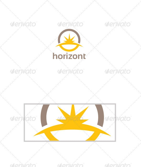 Horizont - Abstract Logo Templates