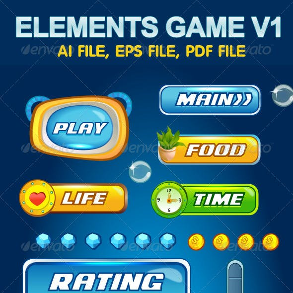 Game Elements Vol 1