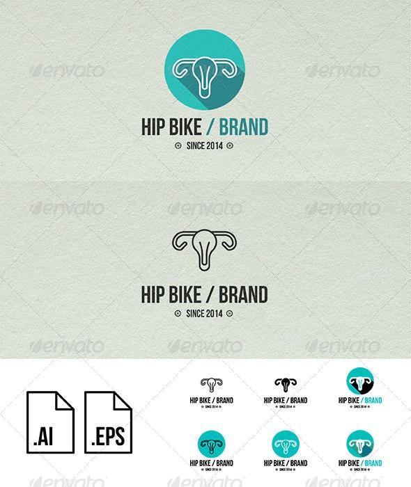 Bike Logo - Objects Logo Templates