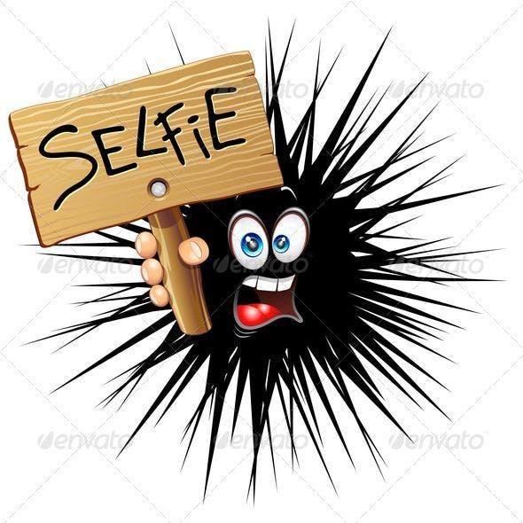 Selfie Cartoon Face