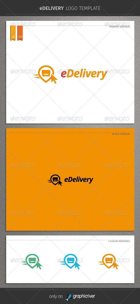 eDelivery Logo - Symbols Logo Templates