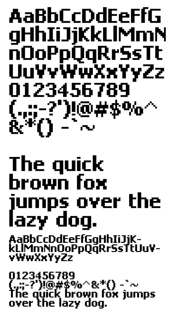 Deluxe Bold - Decorative Fonts