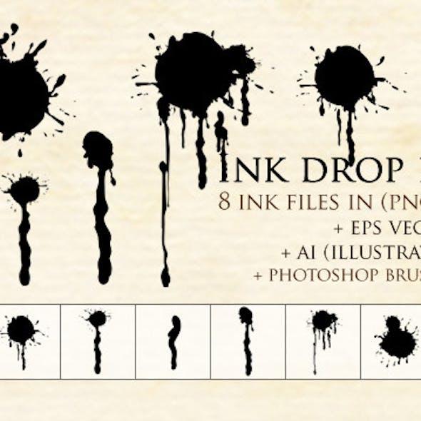 Ink Drop Pack