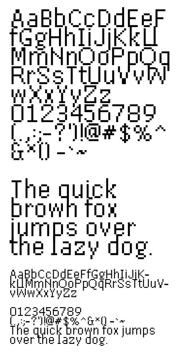Flake - Sans-Serif Fonts