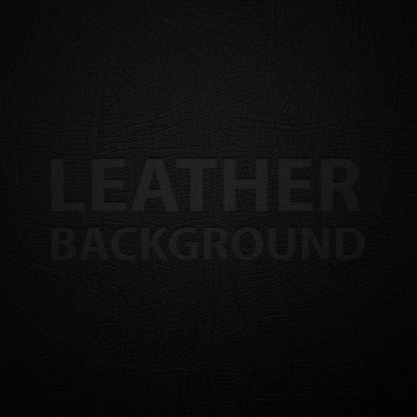 Leather background pattern