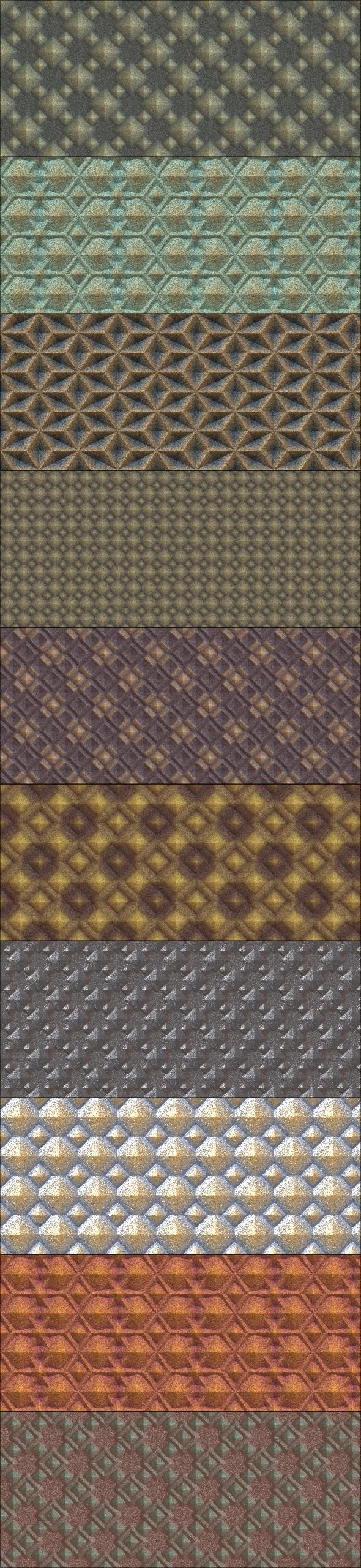 Diamond Panels - Urban Textures / Fills / Patterns