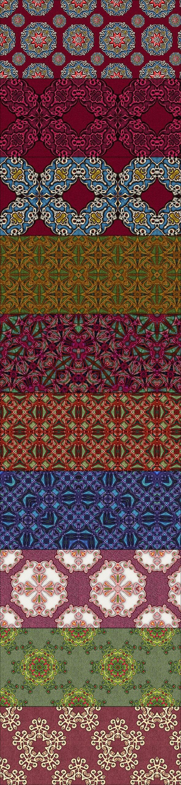 Harem Sundries Fabrics - Miscellaneous Textures / Fills / Patterns