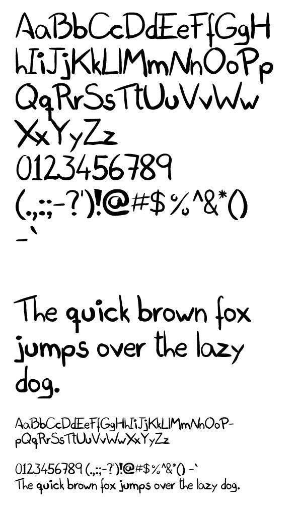 Kevin - Sans-Serif Fonts