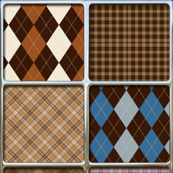 Argyle-tartan-plaid-fabrics-patterns