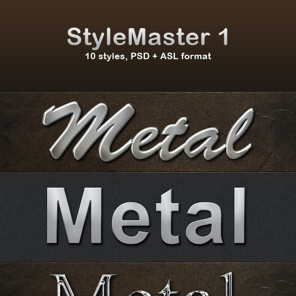 StyleMaster 1