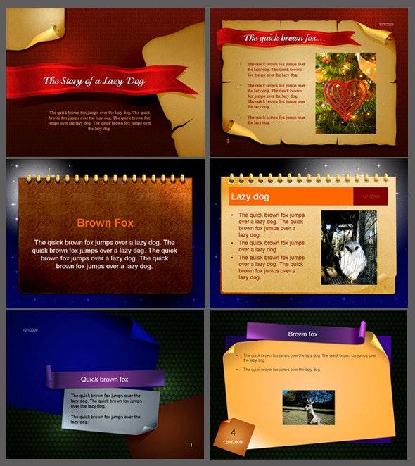 3g presentation - Creative PowerPoint Templates