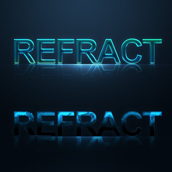 2 Text effect styles