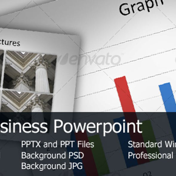 Simple Business Powerpoint