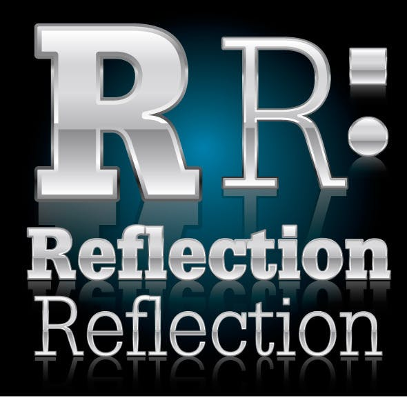 Glossy Reflection Illustrator Graphic Style